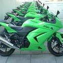 Daftar harga Kawasaki Ninja terbaru bulan Juni 2015