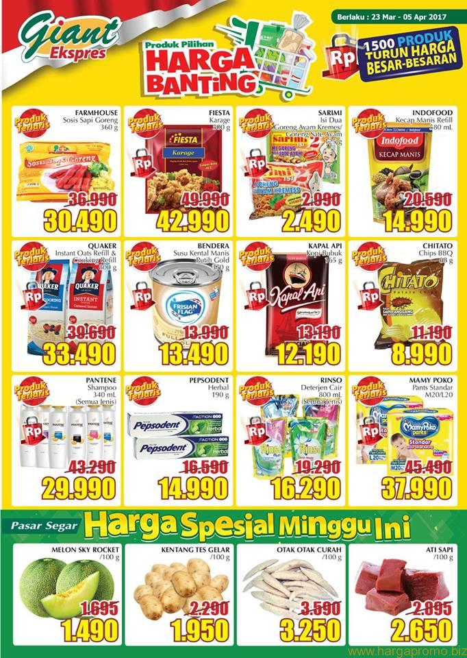Permalink to Promo Giant Ekspres 1 – 5 April 2017